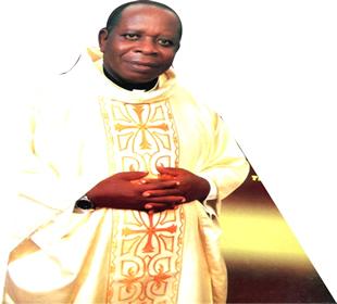 Very Rev Fr. (Prof.) Joseph H. Mamman
