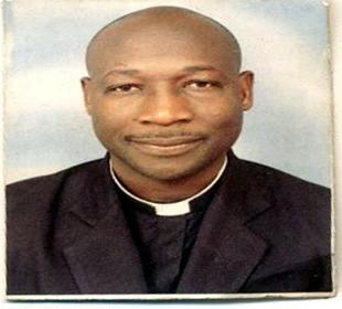 Very Rev Fr. Jonathan Yabiliyok.