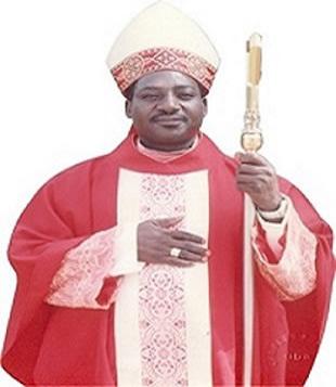 Most Rev. George Jonathan Dodo