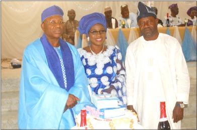 Mr. Amole Celebrates 60TH Birthday, Launches Books