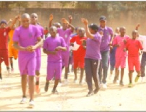 Minor Seminary Holds Inter-House Sports Competition
